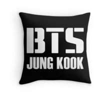 BTS/Bangtan Boys - Jungkook Throw Pillow