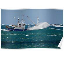 Rachel Maree  -  Fishing Trawler Poster