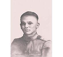 World War I soldier Photographic Print