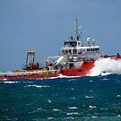 Go Altair  -  Multi Purpose Offshore Vessel by Cecily McCarthy