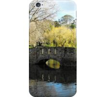 Botanical Gardens in Warrnambool iPhone Case/Skin