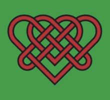 Celtic He Loves Me He Loves Me Knot by taiche