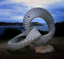 Sculpture by the Sea.5 by Hilton Luckey