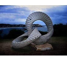 Sculpture by the Sea.5 Photographic Print