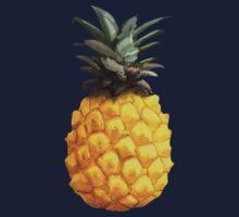 Pineapple Painting Kids Tee