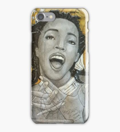 The ReEducation of Lauryn Hill iPhone Case/Skin