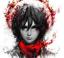 Mikasa by ururuty