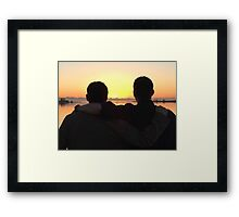 Cockles at it's best 3 Framed Print