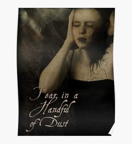 Fear in a Handful of Dust Poster