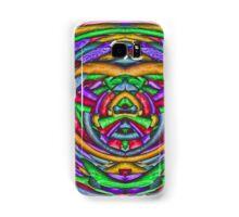 Street Chalk Death Star Duvet Samsung Galaxy Case/Skin