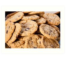 Cookie Time Art Print