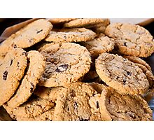 Cookie Time Photographic Print