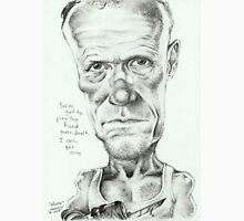 Walking Dead 'Merle' gourmet caricature by Sheik Unisex T-Shirt