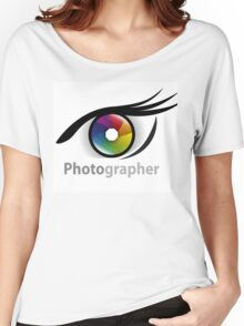 Photographer community Women's Relaxed Fit T-Shirt