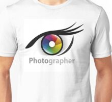 Photographer community Unisex T-Shirt
