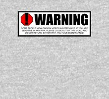 Onision Warning Label T-Shirt