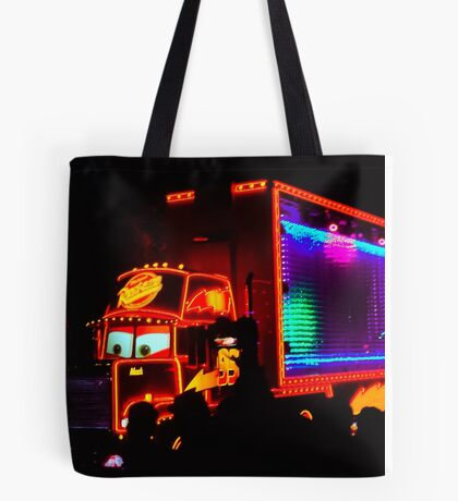 Mac Paint The Night Tote Bag