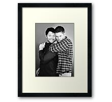 Cockles at it's best 4 Framed Print