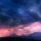 Sunrise Over Glacier National Park.  by Alex Preiss