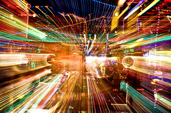 christmas light overload by paul erwin