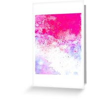 Summer Song #redbubble Greeting Card