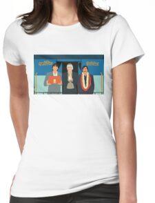 Darjeeling Womens Fitted T-Shirt