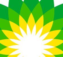 BP BRitish Petroleum Oil Racing Sticker