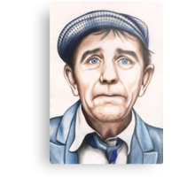 Sir Norman Wisdom OBE Metal Print