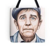 Sir Norman Wisdom OBE Tote Bag