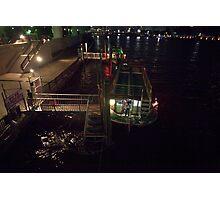 Yakatabune houseboat Photographic Print