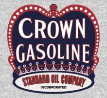 Crown Gasoline Shirt Kids Clothes