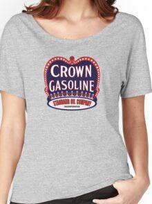 Crown Gasoline Shirt Women's Relaxed Fit T-Shirt