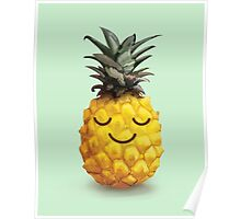 Sweet Pineapple Poster