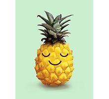 Sweet Pineapple Photographic Print