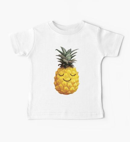 Sweet Pineapple Baby Tee