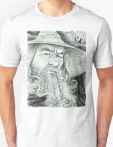 'Gandalf' gourmet caricature by Sheik T-Shirt