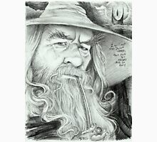 'Gandalf' gourmet caricature by Sheik Unisex T-Shirt