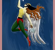Flight by ArtCalLW