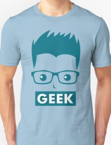 Man Woman Geek T-Shirt