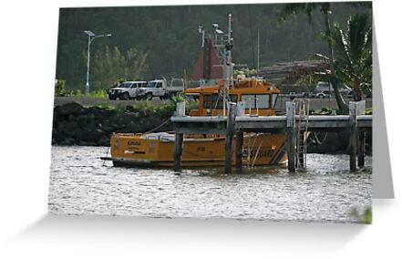 Coastguard by STHogan