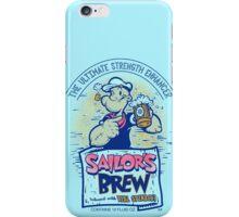 Sailor's Brew iPhone Case/Skin