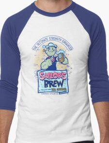 Sailor's Brew Men's Baseball ¾ T-Shirt