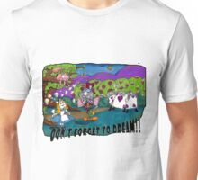 GATO' IN WONDERLAND! Unisex T-Shirt