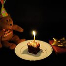 The Teddybear's 1st  Birthday by laruecherie
