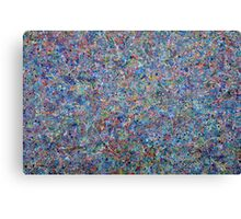 Imaginary Spaces Canvas Print