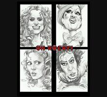 'Rocky Horror' gourmet caricatures by Sheik Unisex T-Shirt