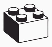 LEGO BLOCK by MDRMDRMDR