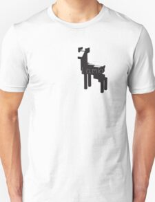 LAMB VECTOR Unisex T-Shirt