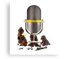 Jawa UTINNI podcasting Metal Print