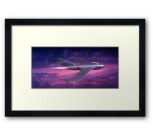 Mikoyan-Gurevich MiG-15 Framed Print